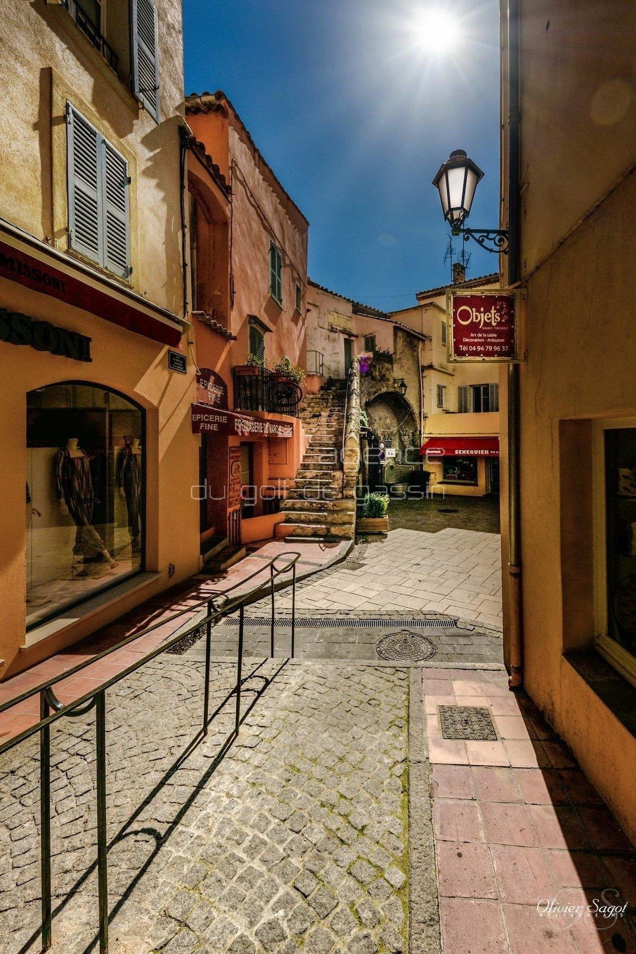 Nice 1 bedroom flat in the historic Hearth of Saint-Tropez