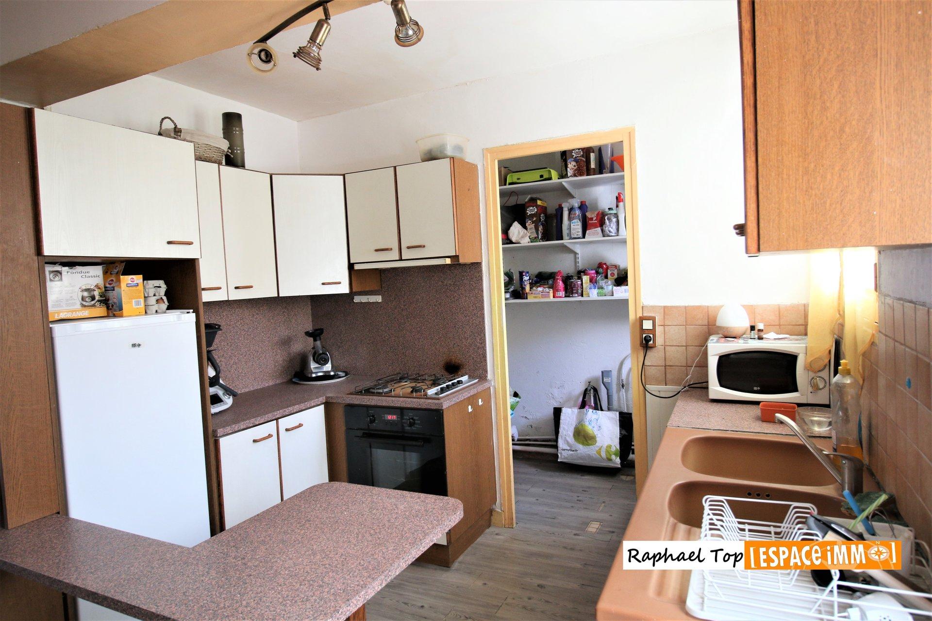 Maison de ville 6 pièces 82 m2 mitoyenne