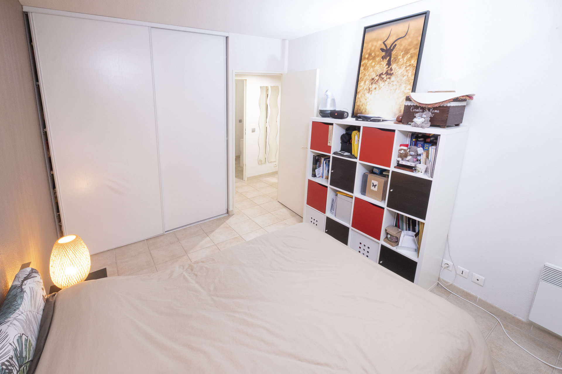 APPARTEMENT 3 PIECES 71m² AU CALME GRASSE