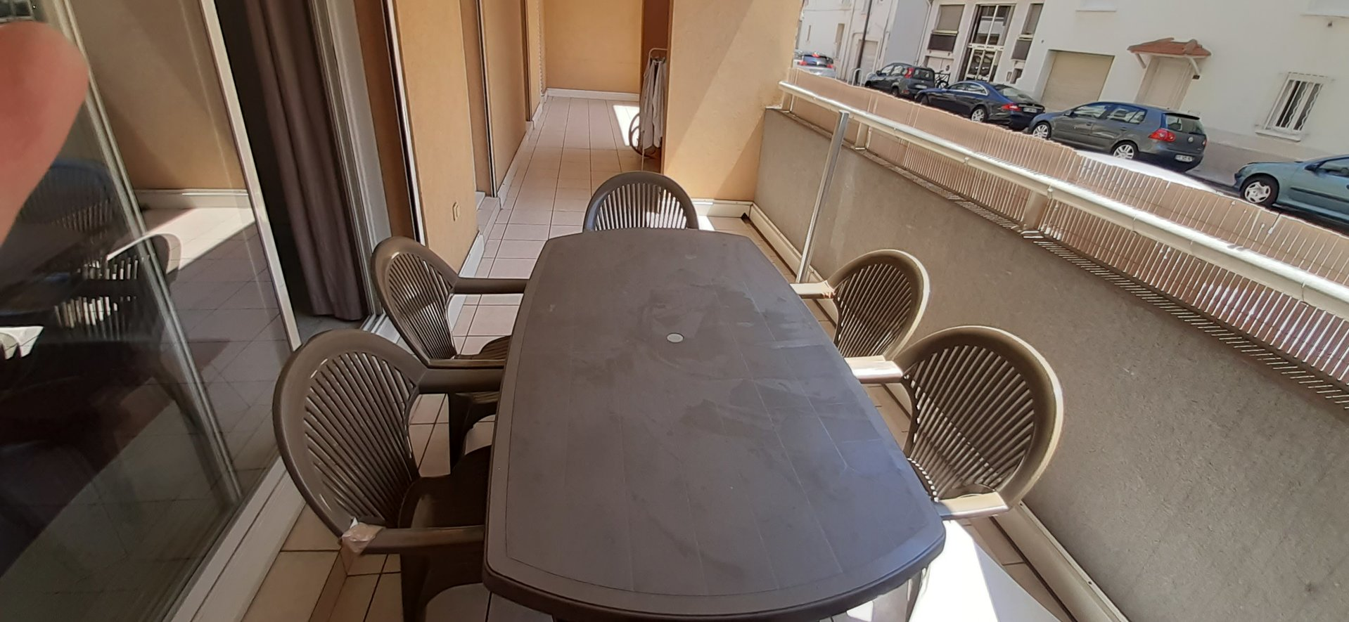 Appartement Palm beach 3 Pièces 63 m2