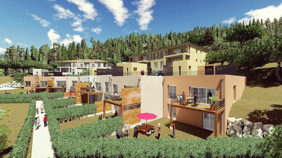 Maison T3 Duplex - Santa Reparata Di Balagna