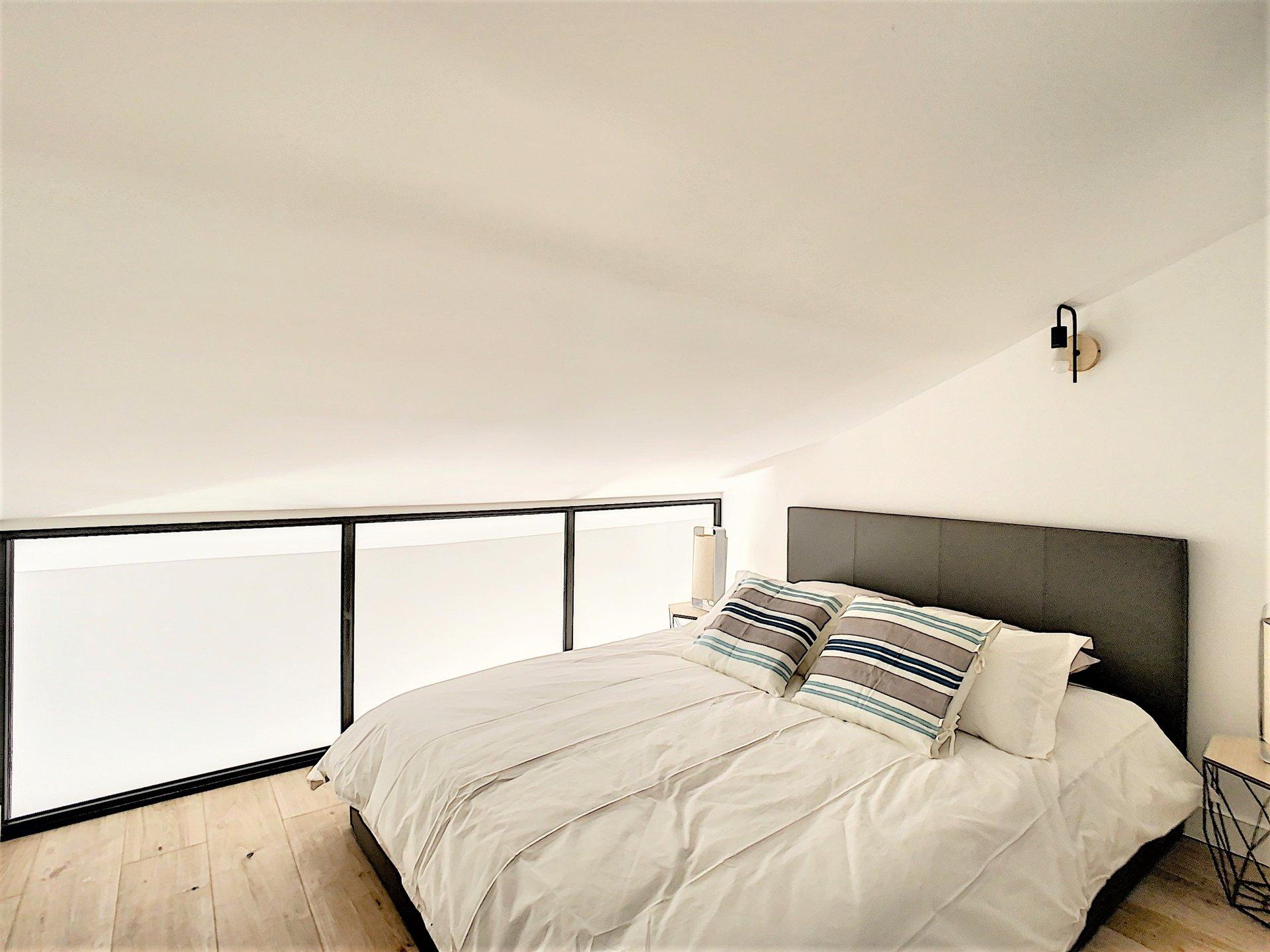 Duplex 2 chambres forville