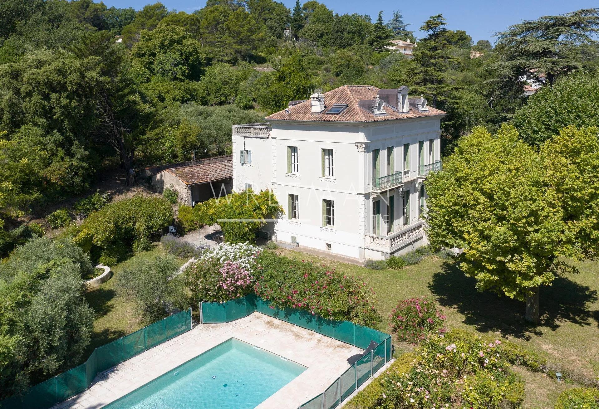 Historisk villa i utkanten av Draguignan - Draguignan