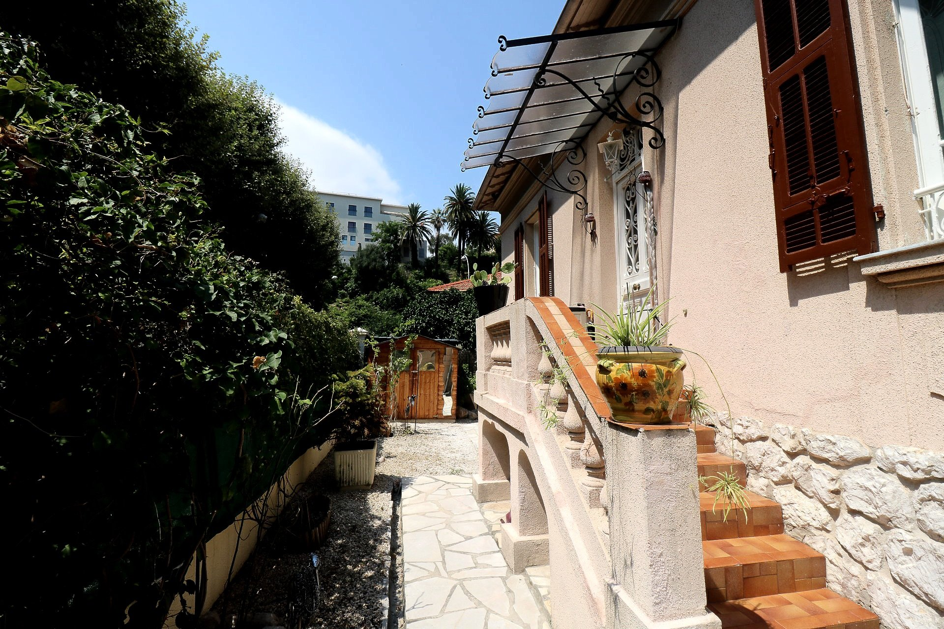 Sale Terraced house - Nice Valrose