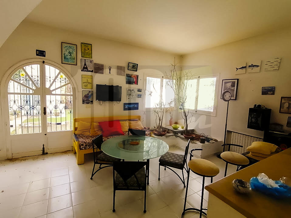 vente villa S+5 Gammarth suppérieur