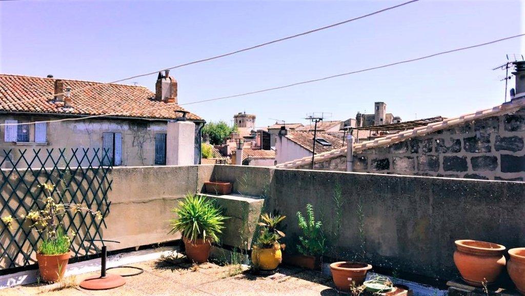 Quartier Roquette, Immeuble composé de 4 appartements