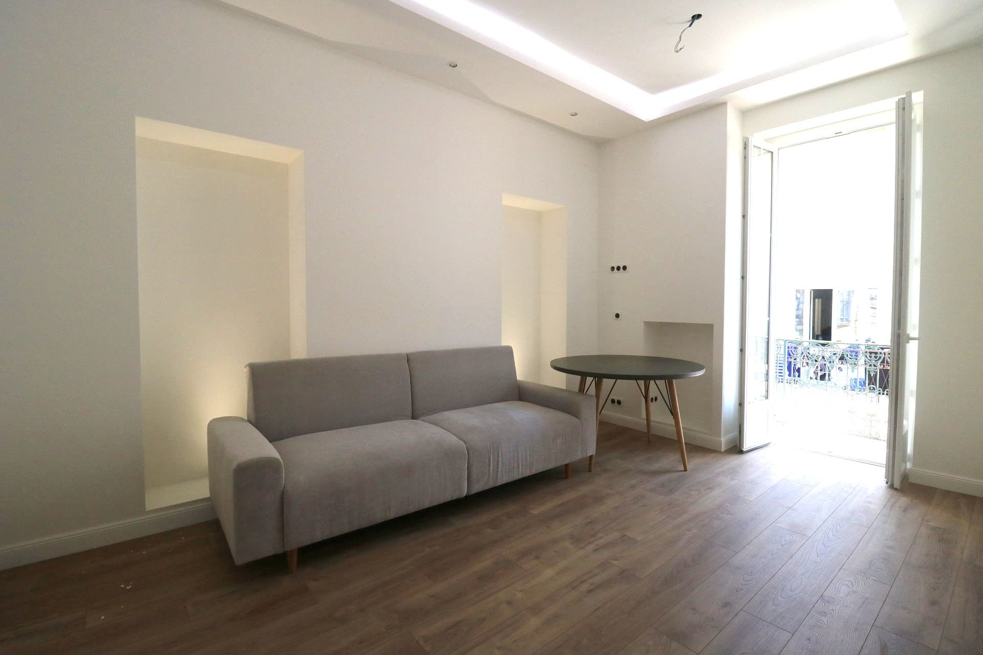 3 rooms - renovated