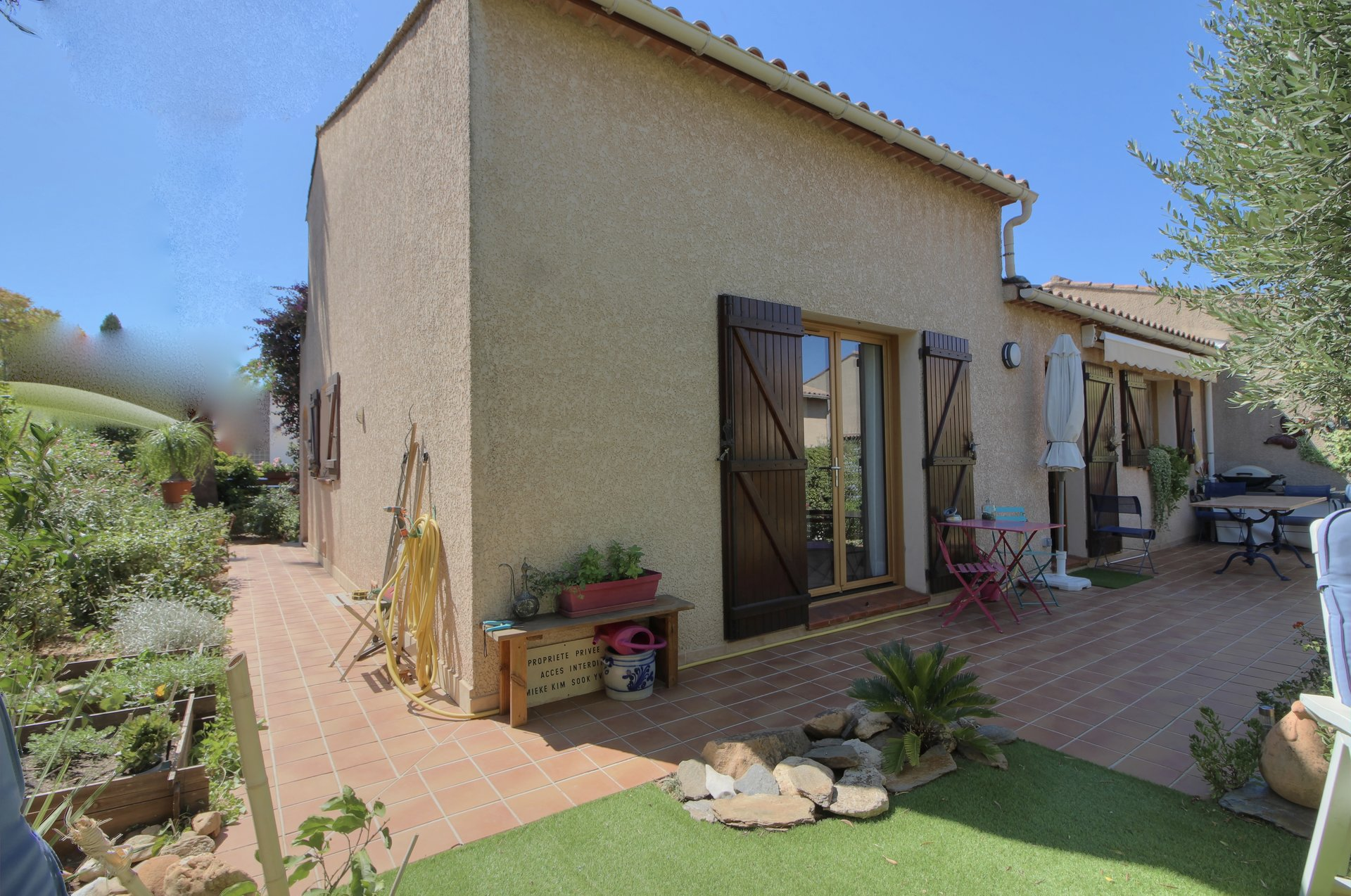 Life annuity Villa - La Londe-les-Maures