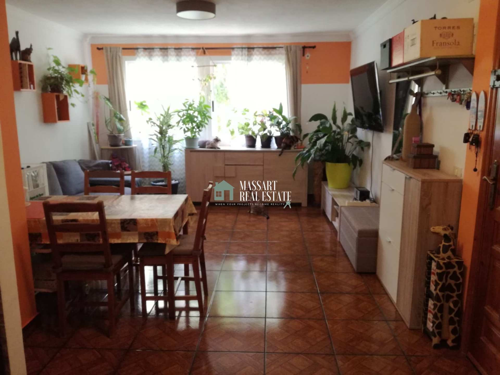 For sale in the area between Costa del Silencio and Guargacho, functional apartment located on the ground floor in a building characterized by its tranquility and its strategic location.