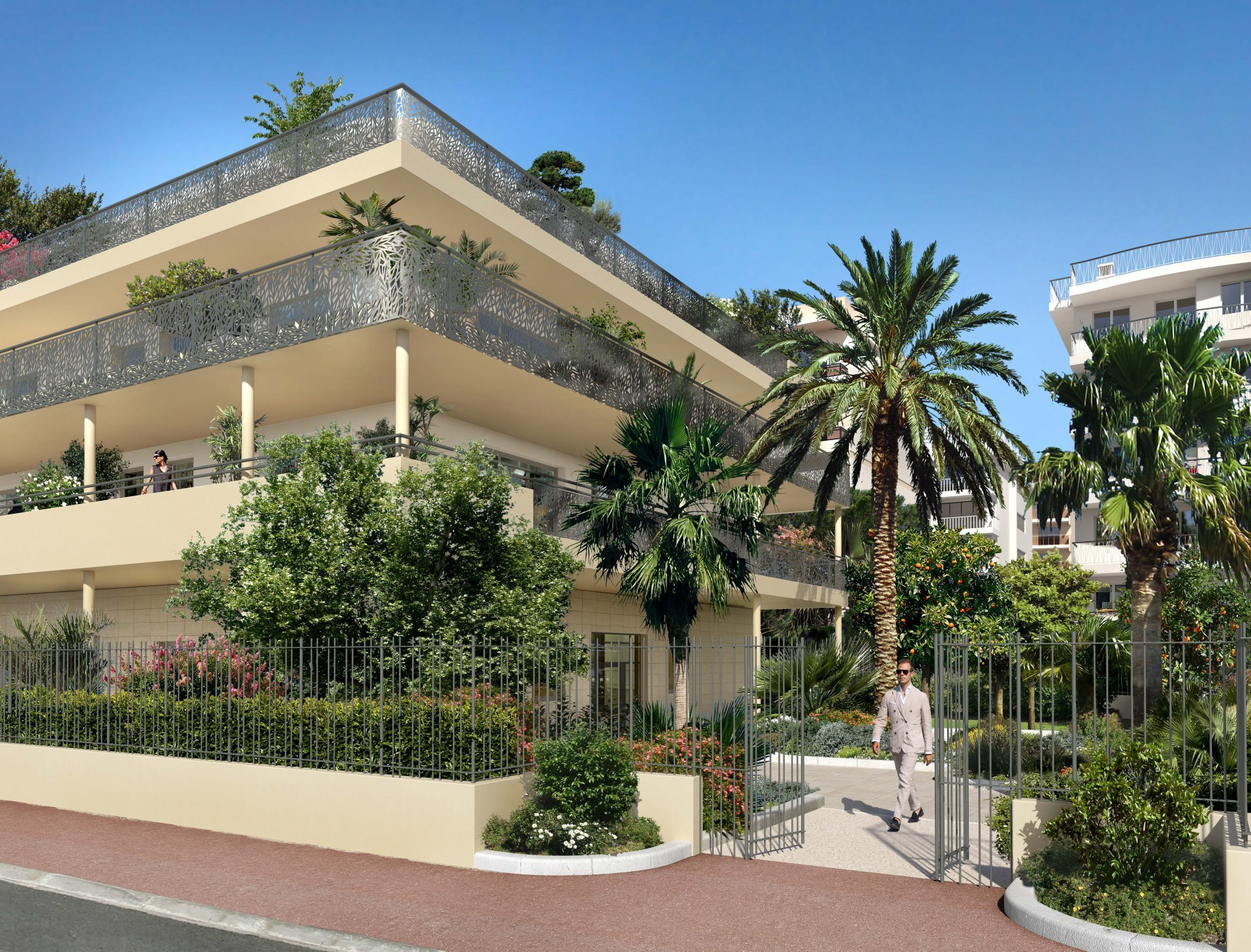 Cannes  Palm Beach - Unique New Build penthouse opportunity