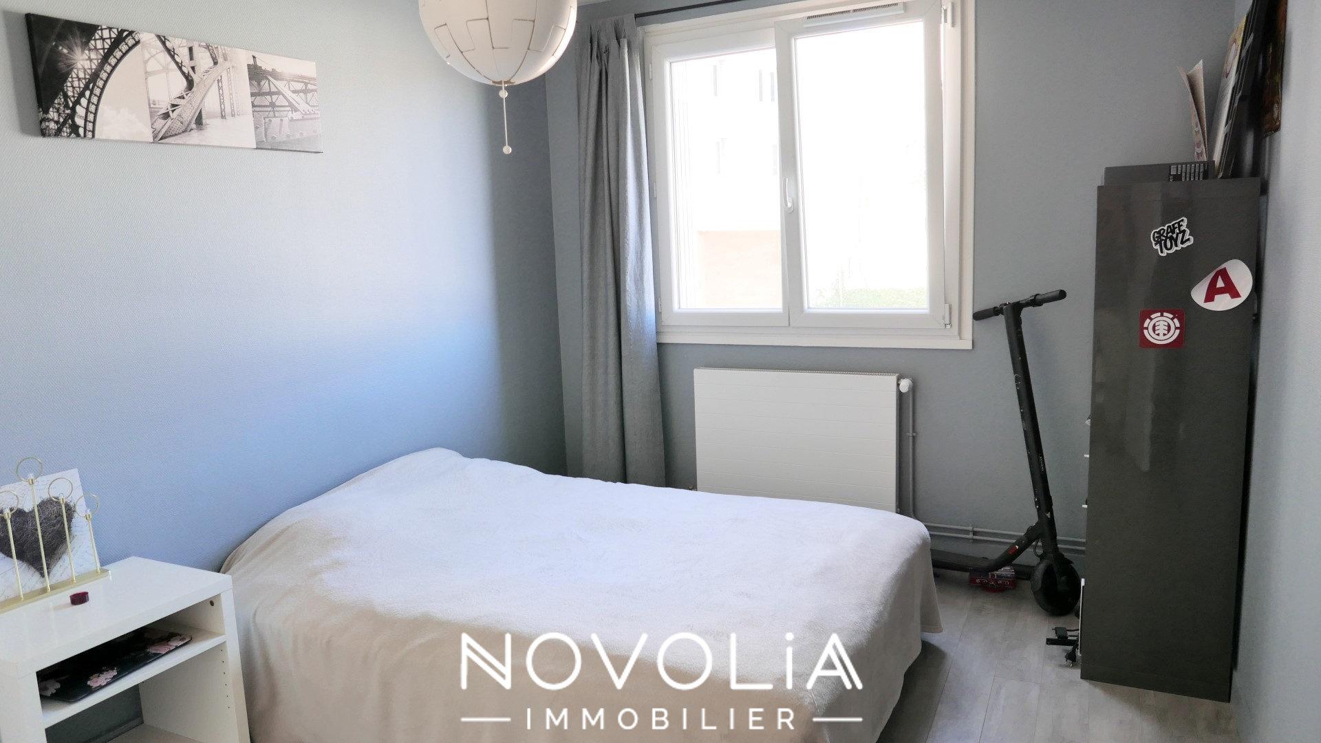 Achat Appartement, Surface de 63.84 m²/ Total carrez : 63.84 m², 3 pièces, Villeurbanne (69100)