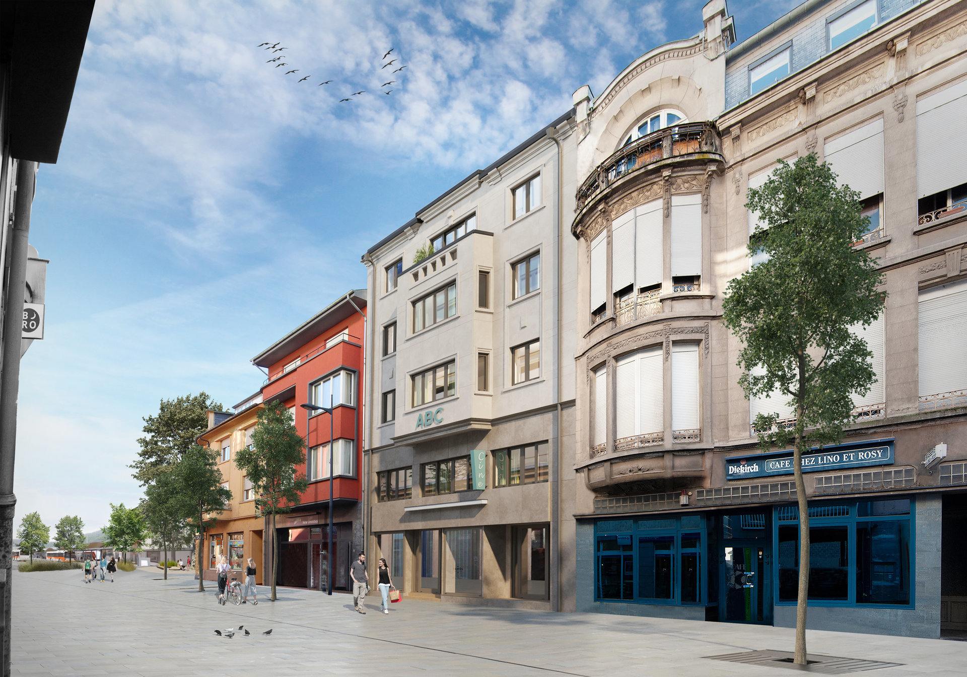 Sale Apartment Ettelbruck