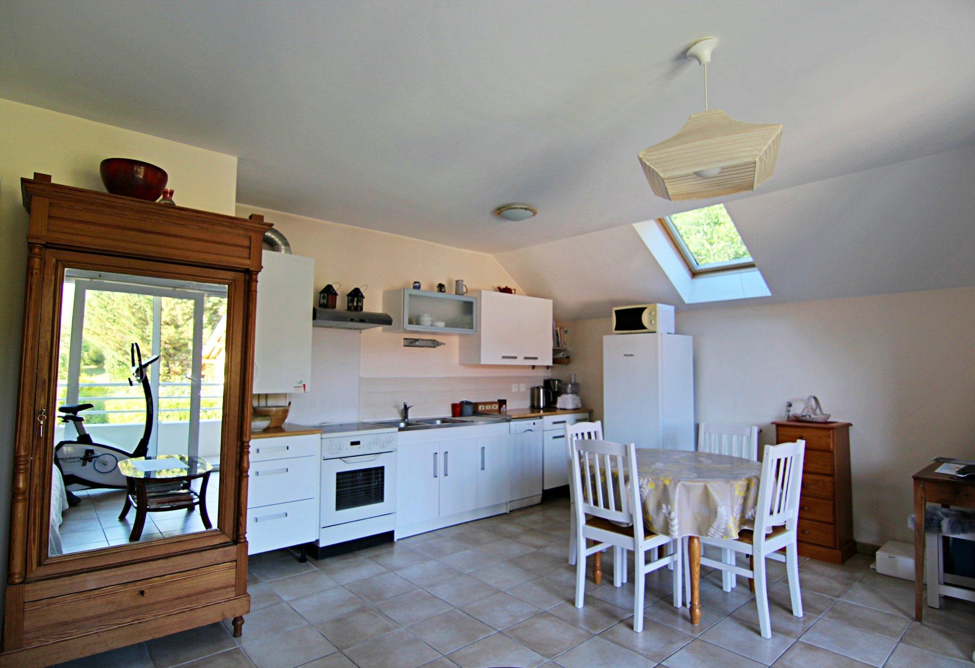 Appartement T2 de 45 m2 à Talloires