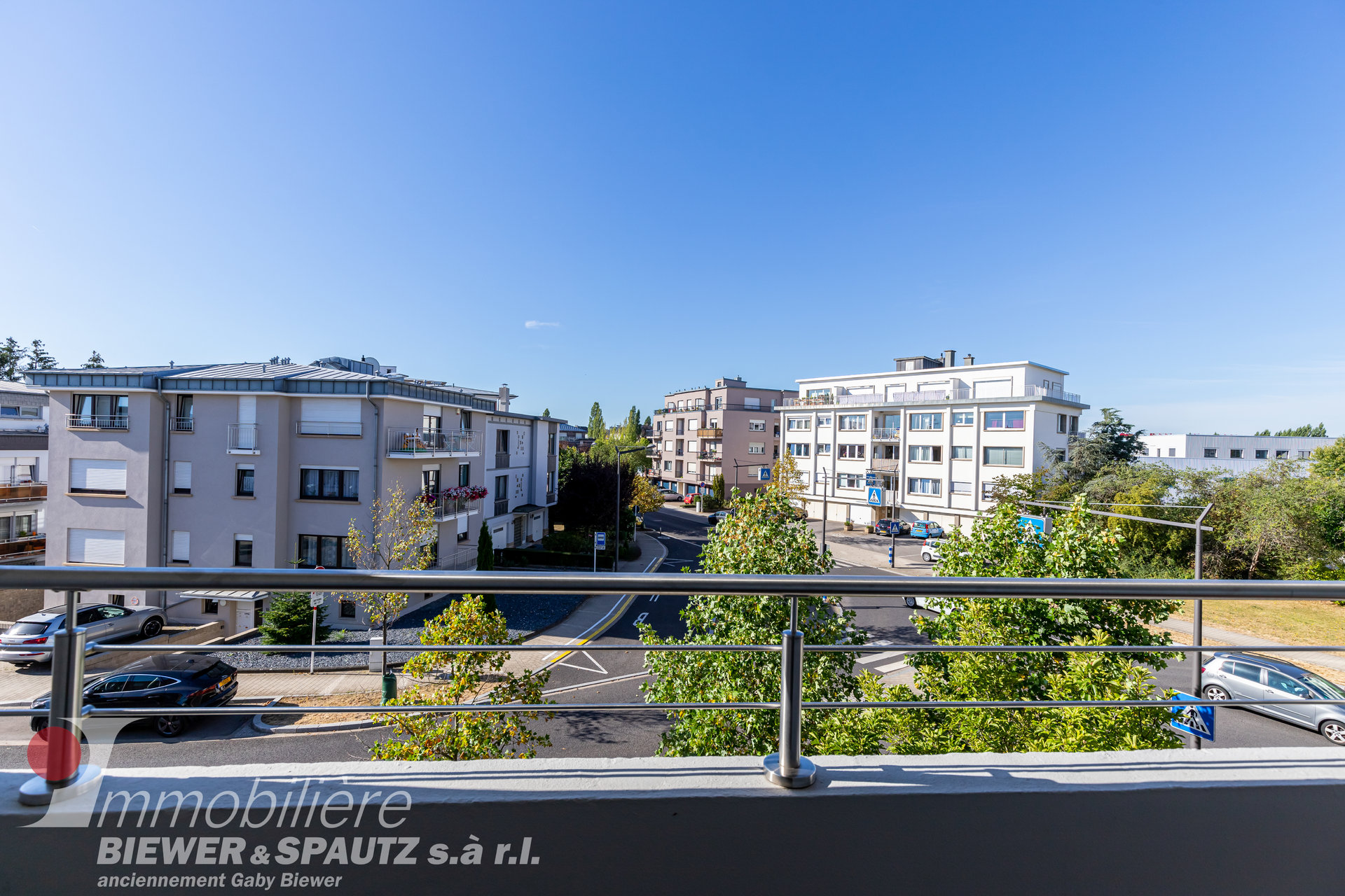 SOLD- apartment with 2 bedrooms in Strassen