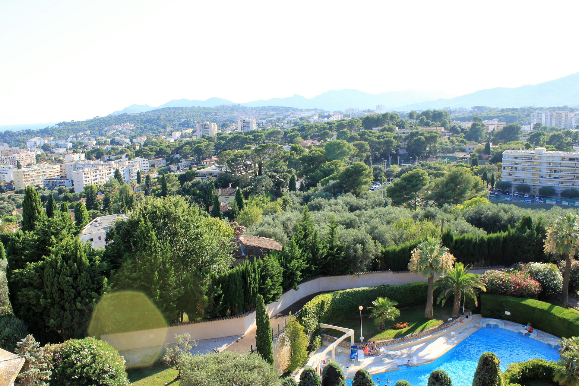 ROOF TERRACE APARTMENT 147 m² Panoramic view