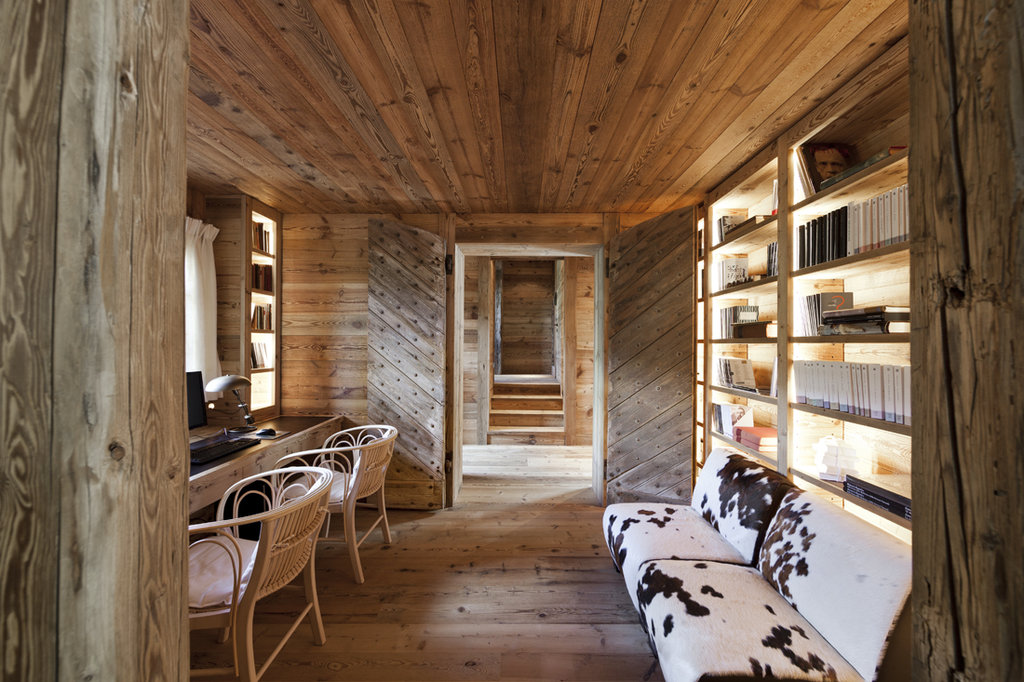 COCOON Chalet in Megeve