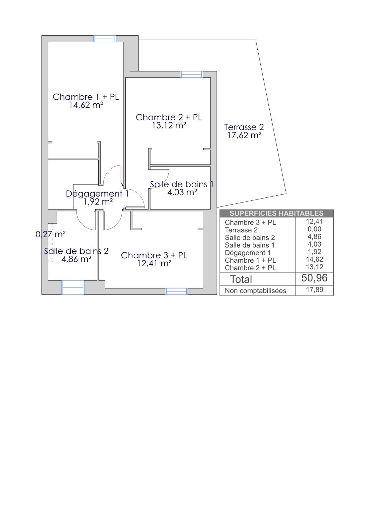 Försäljning Lägenhet - Cagnes-sur-Mer Val Fleuri