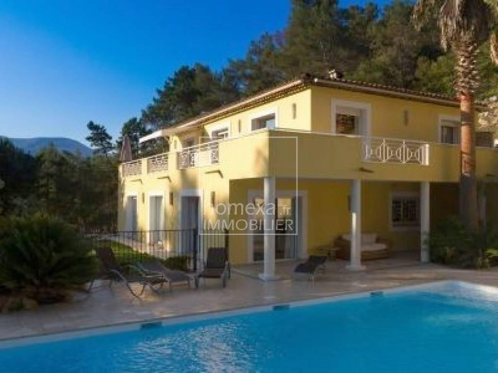 Seasonal rental House - Roquefort-les-Pins