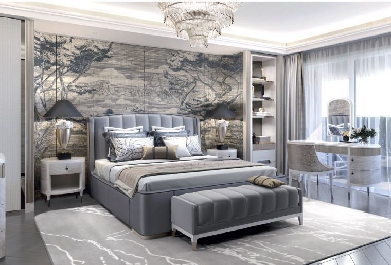 Le Mirabeau - Grosse Fünf Zimmer Wohnung