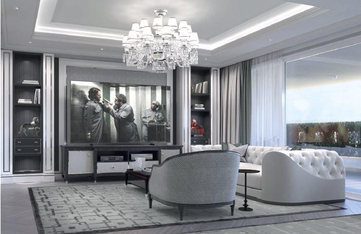 Le Mirabeau - Large Four Bedroom
