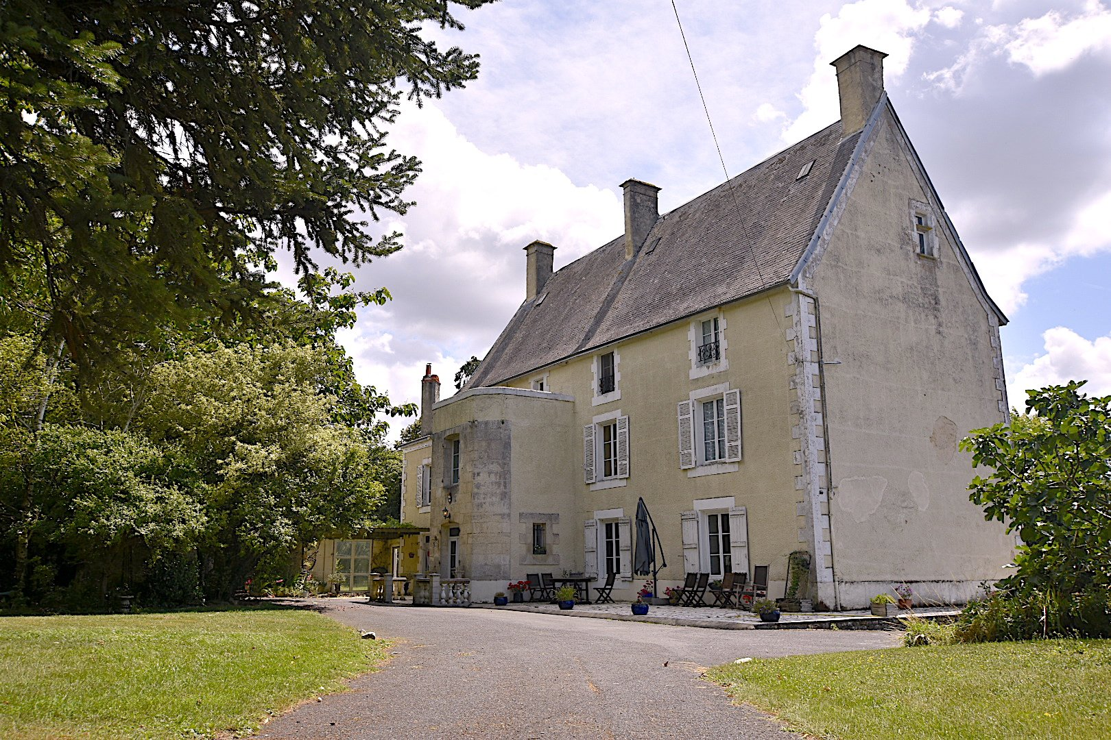 Charming Château with exciting development potential