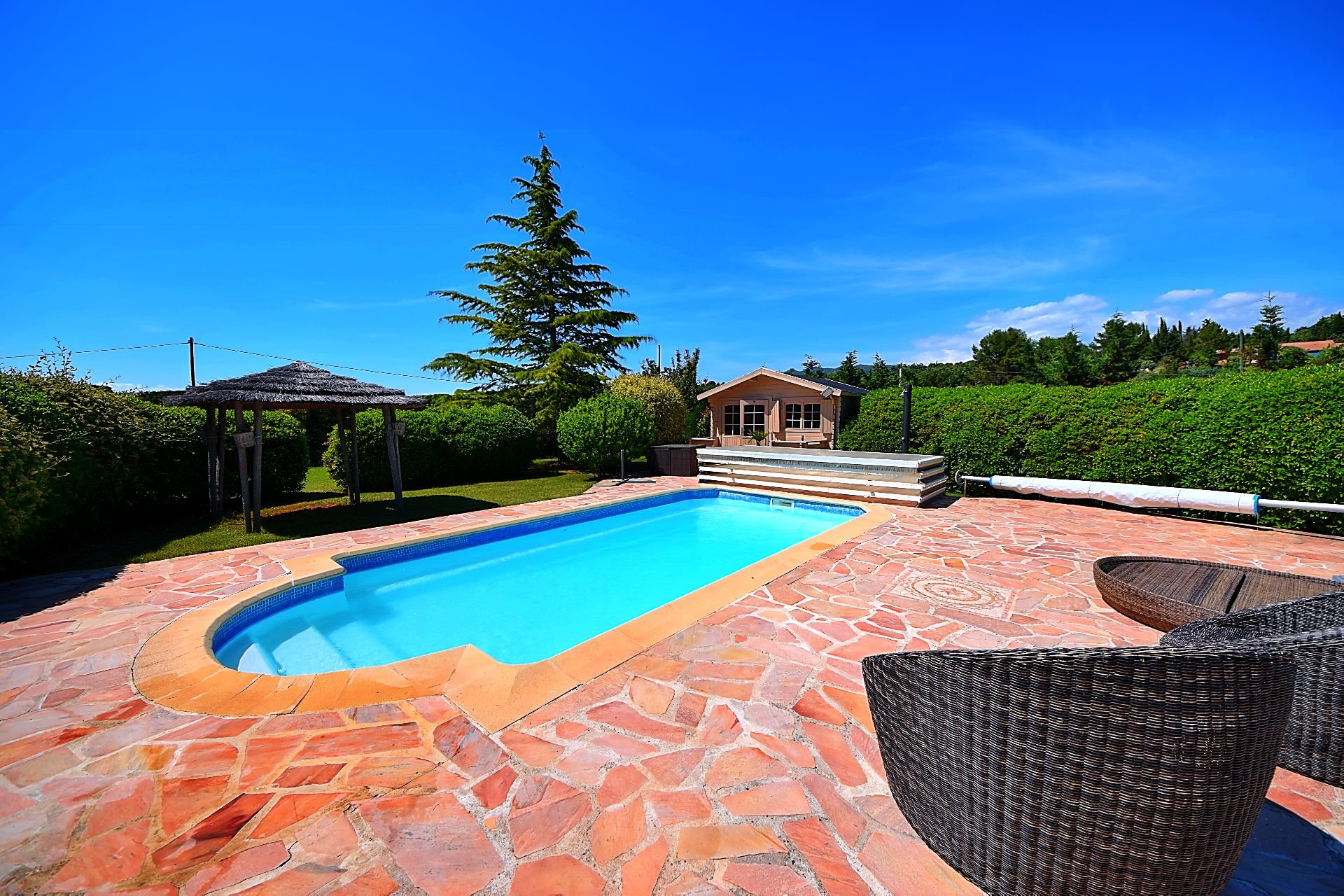 Villa with swimming pool Aups