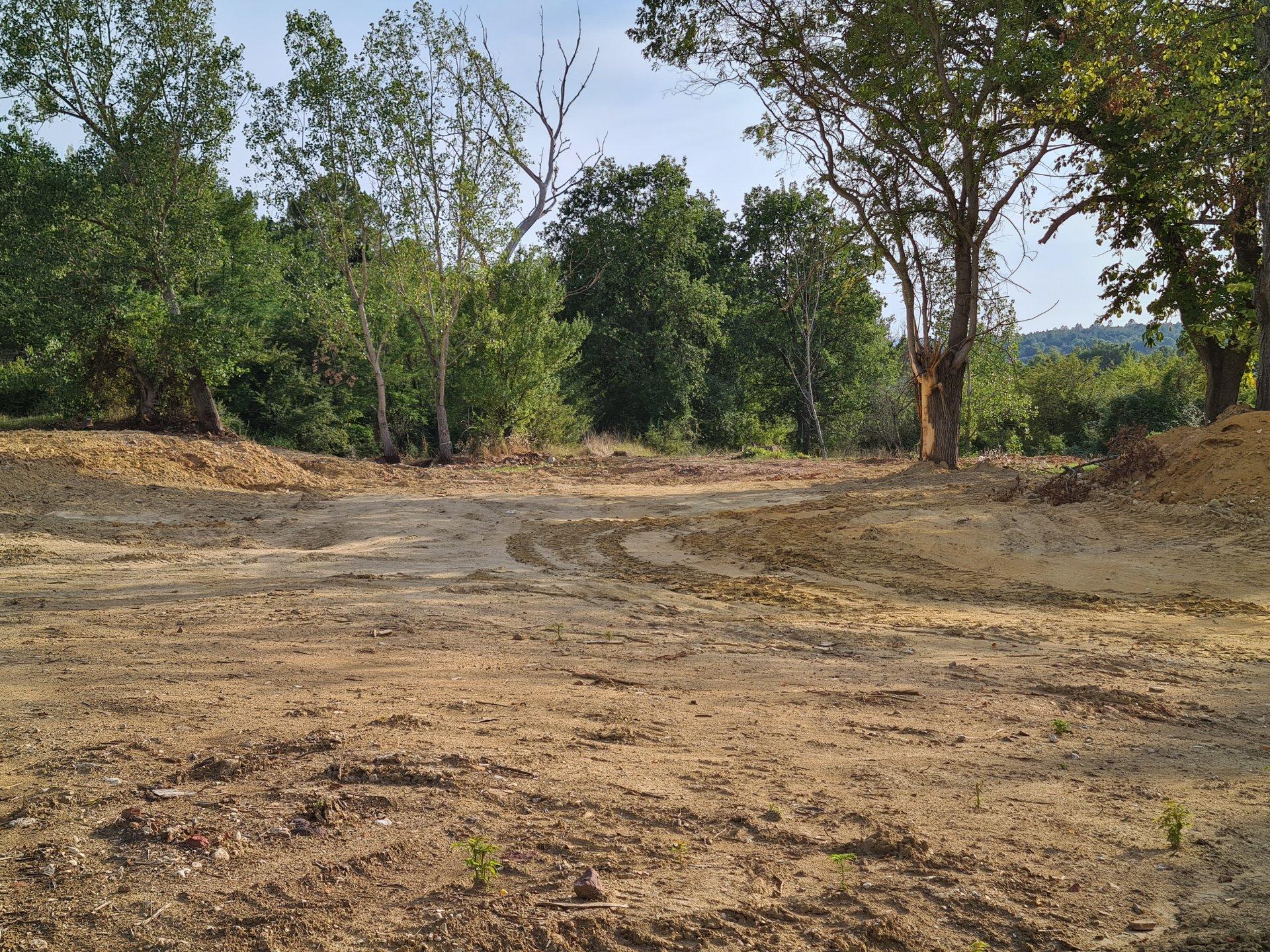Terrain à bâtir hors lotissement avec vue dégagée
