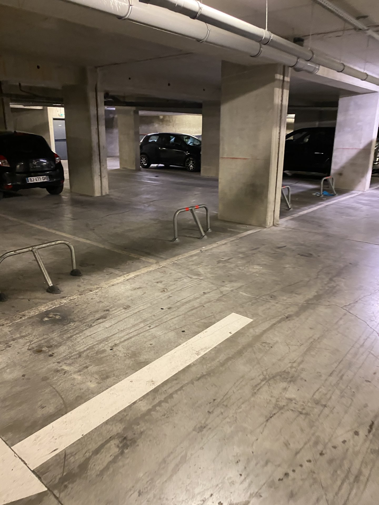 Vente Parking - Marseille 3ème