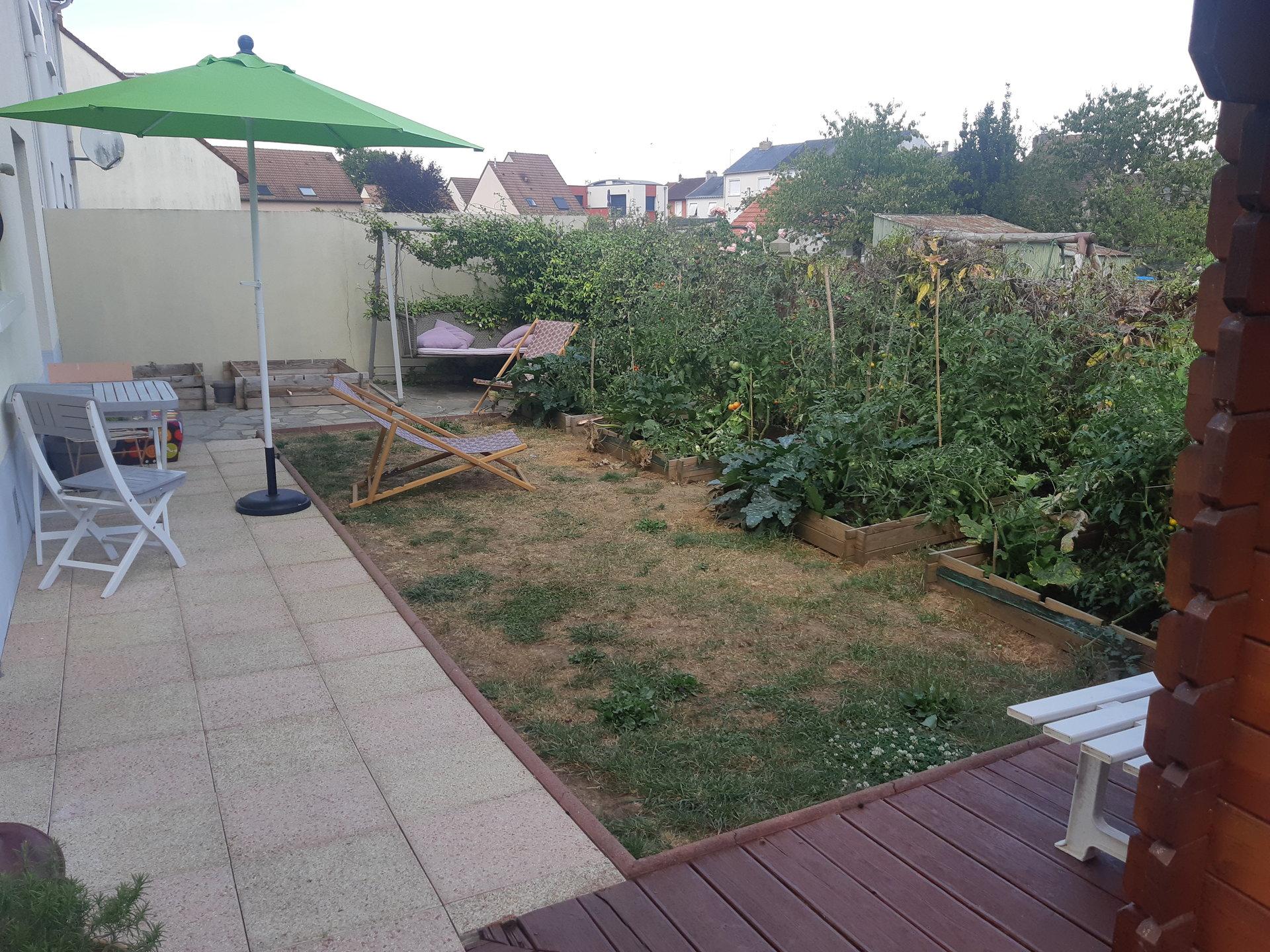 Maison 130 M² avec jardin et garage LE MANS