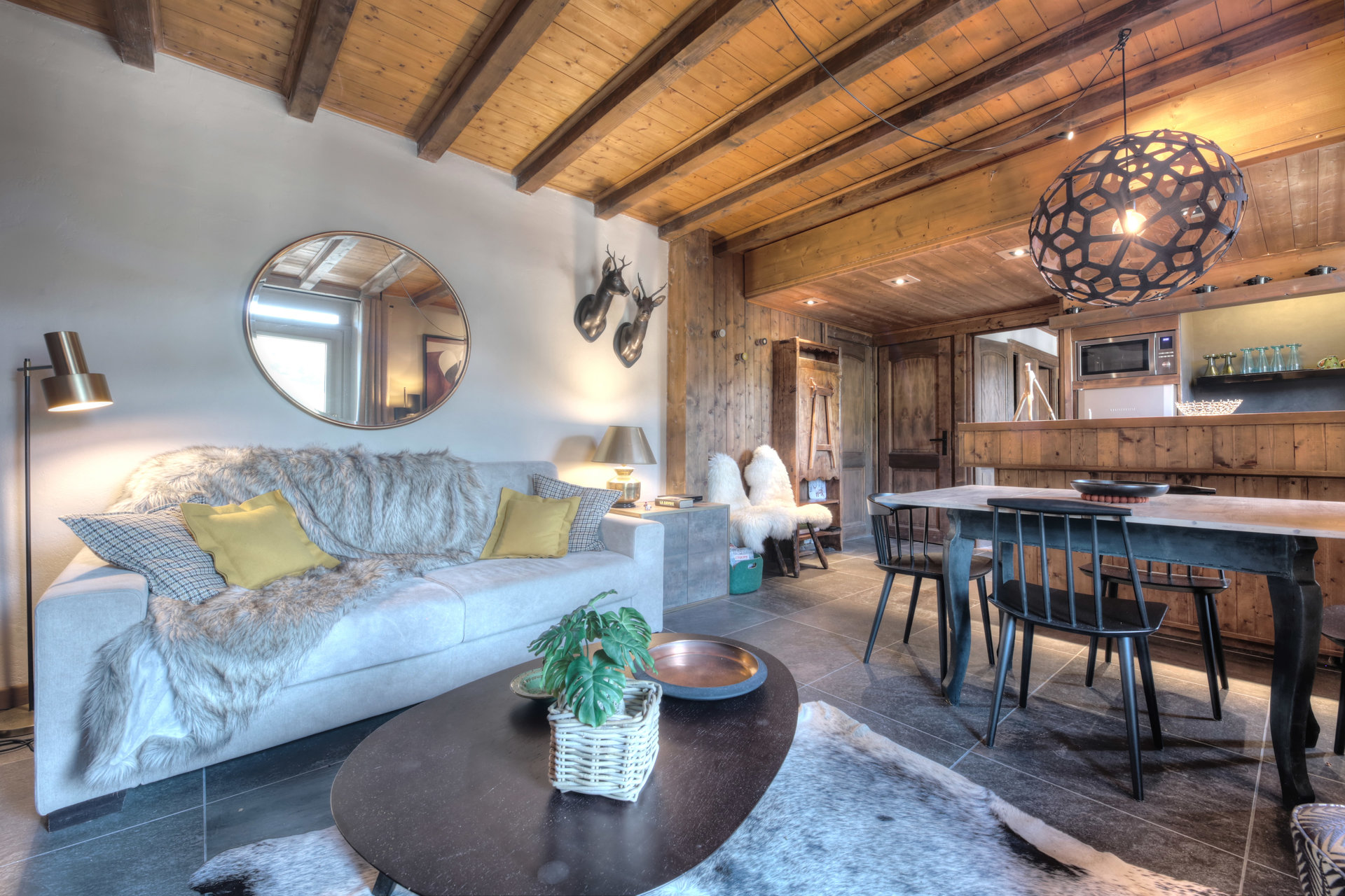 Jane Apartment Chalet in Megeve