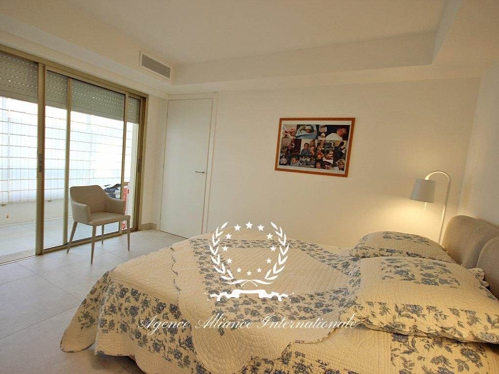 3 room apartment terrace Cannes banane