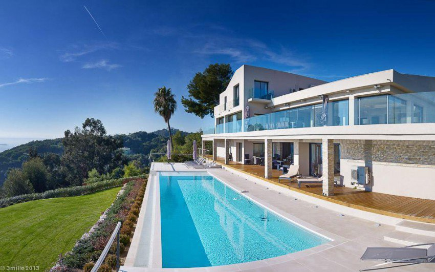 VILLA CONTEMPORAINE SUPER CANNES