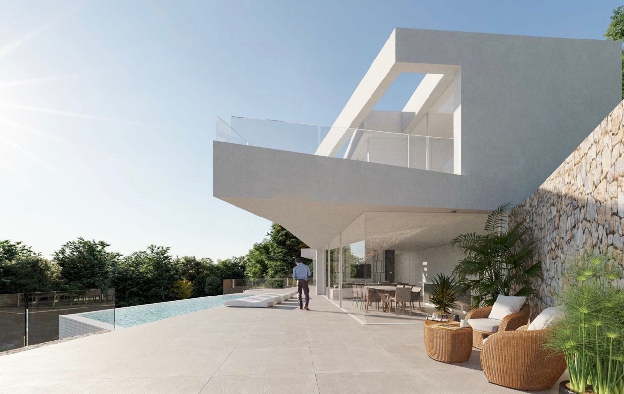 Fantastische luxe villa in Altea Hills