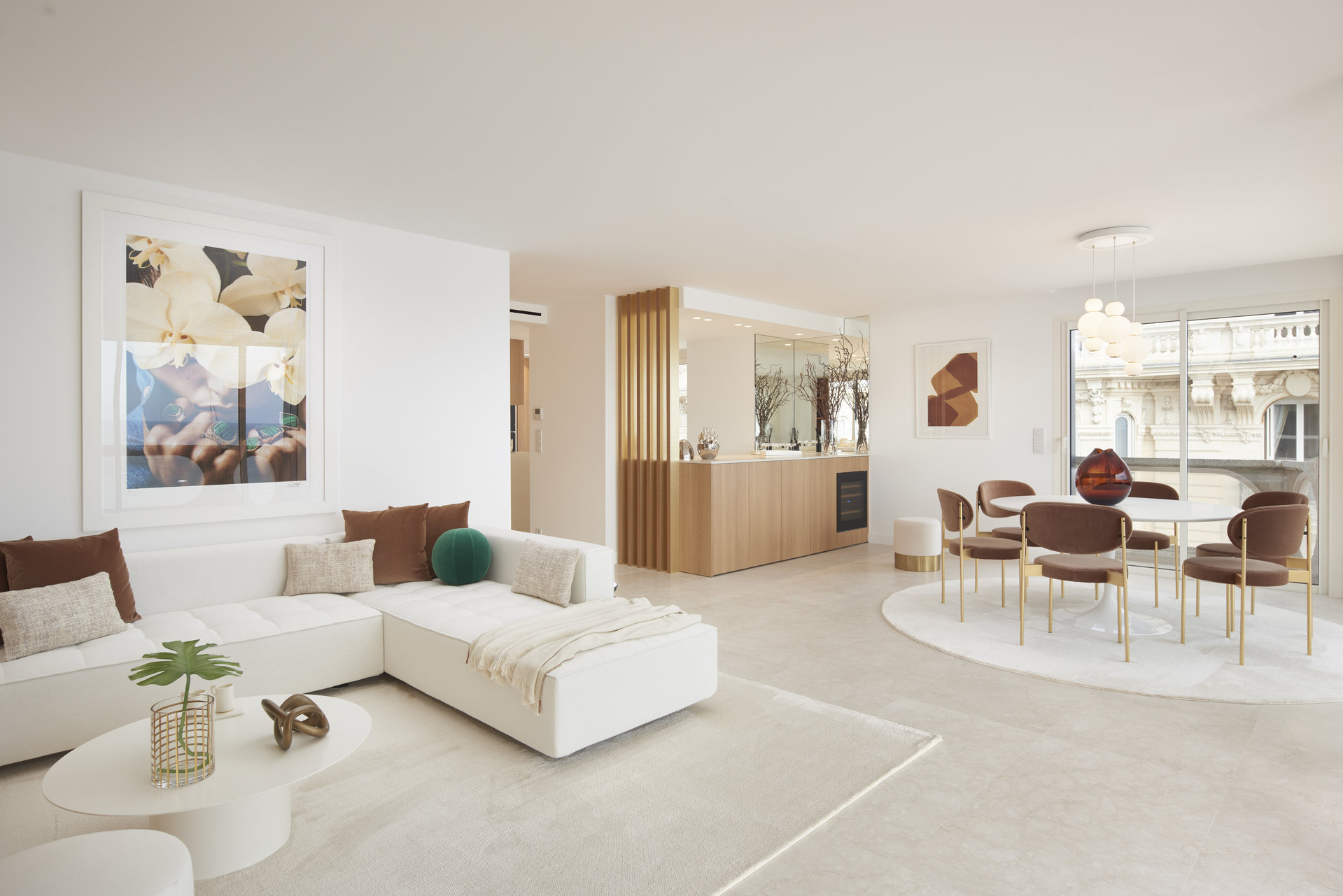 FOR SALE CANNES CROISETTE 155M2 FOUR ROOMS PANORAMIC SEA VIEW
