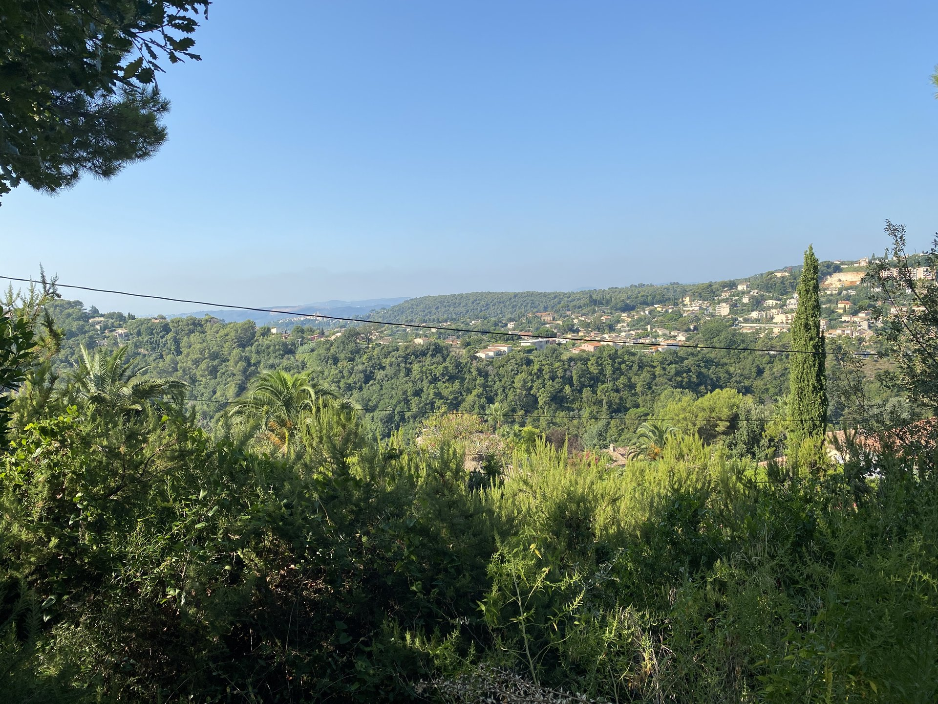 Vence Building plot for a house of 220m2