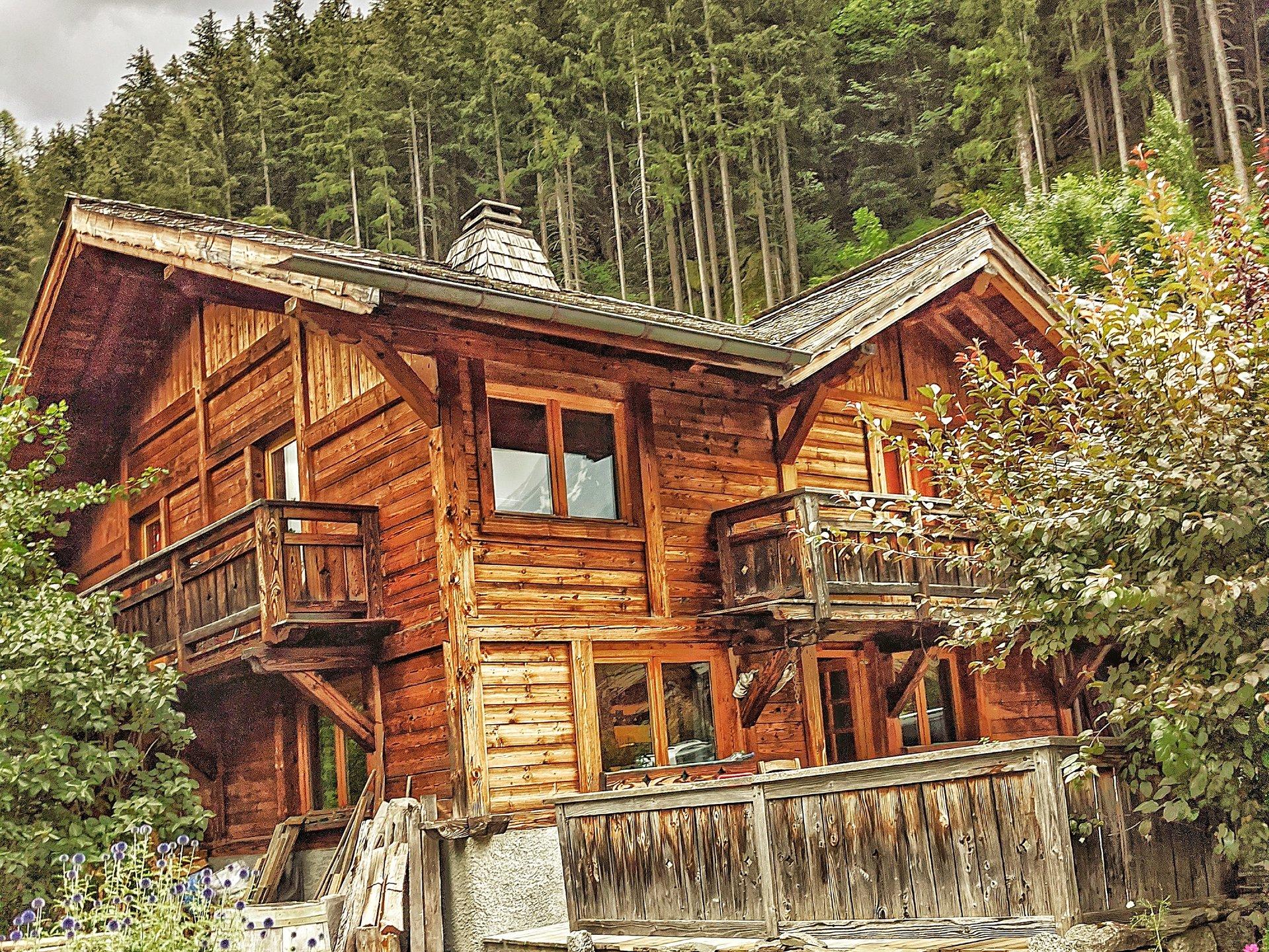 Продажа Шале - Шамони́-Монбла́н (Chamonix-Mont-Blanc) La Frasse