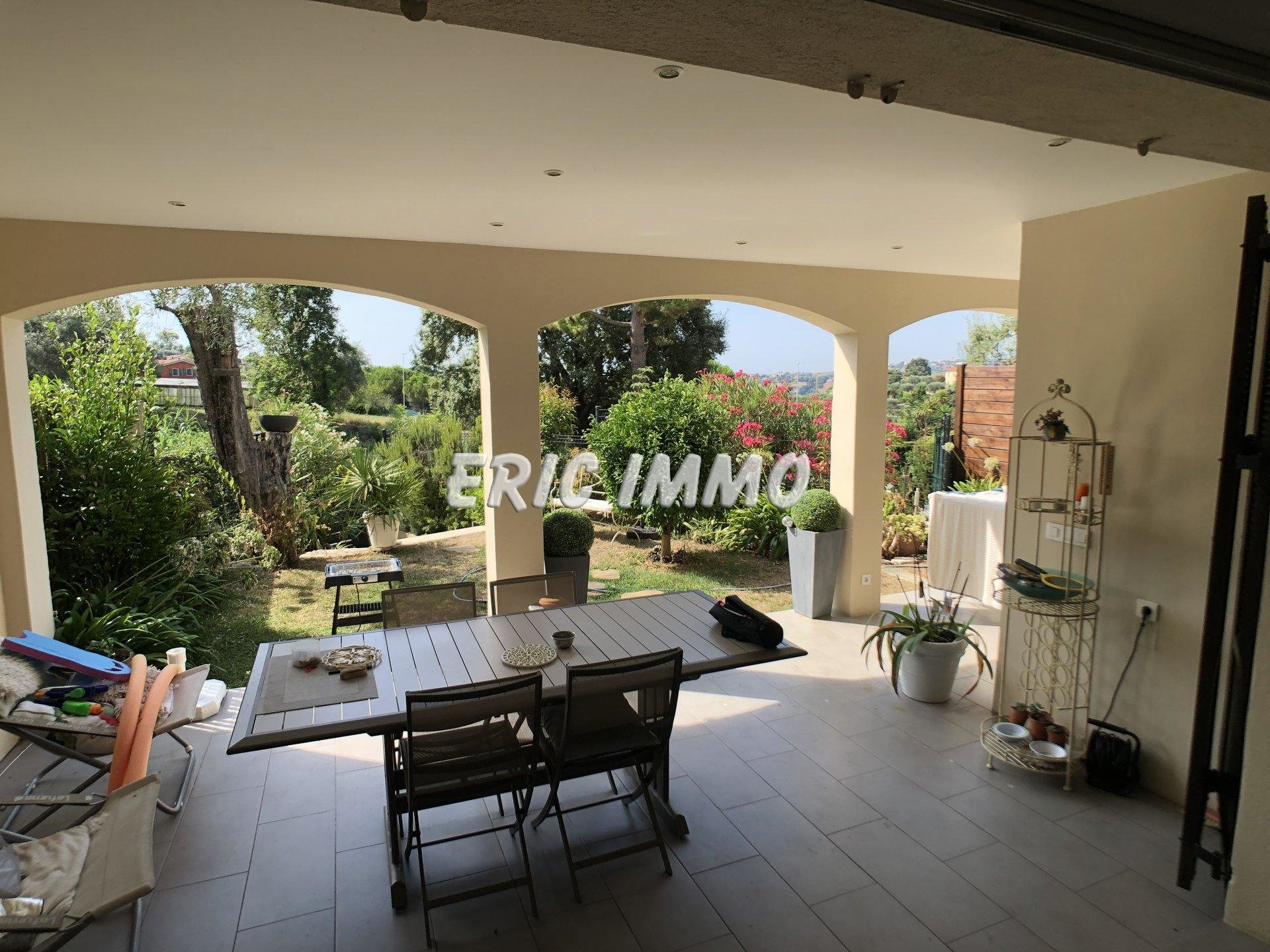 Rental Apartment villa - Nice Gairaut