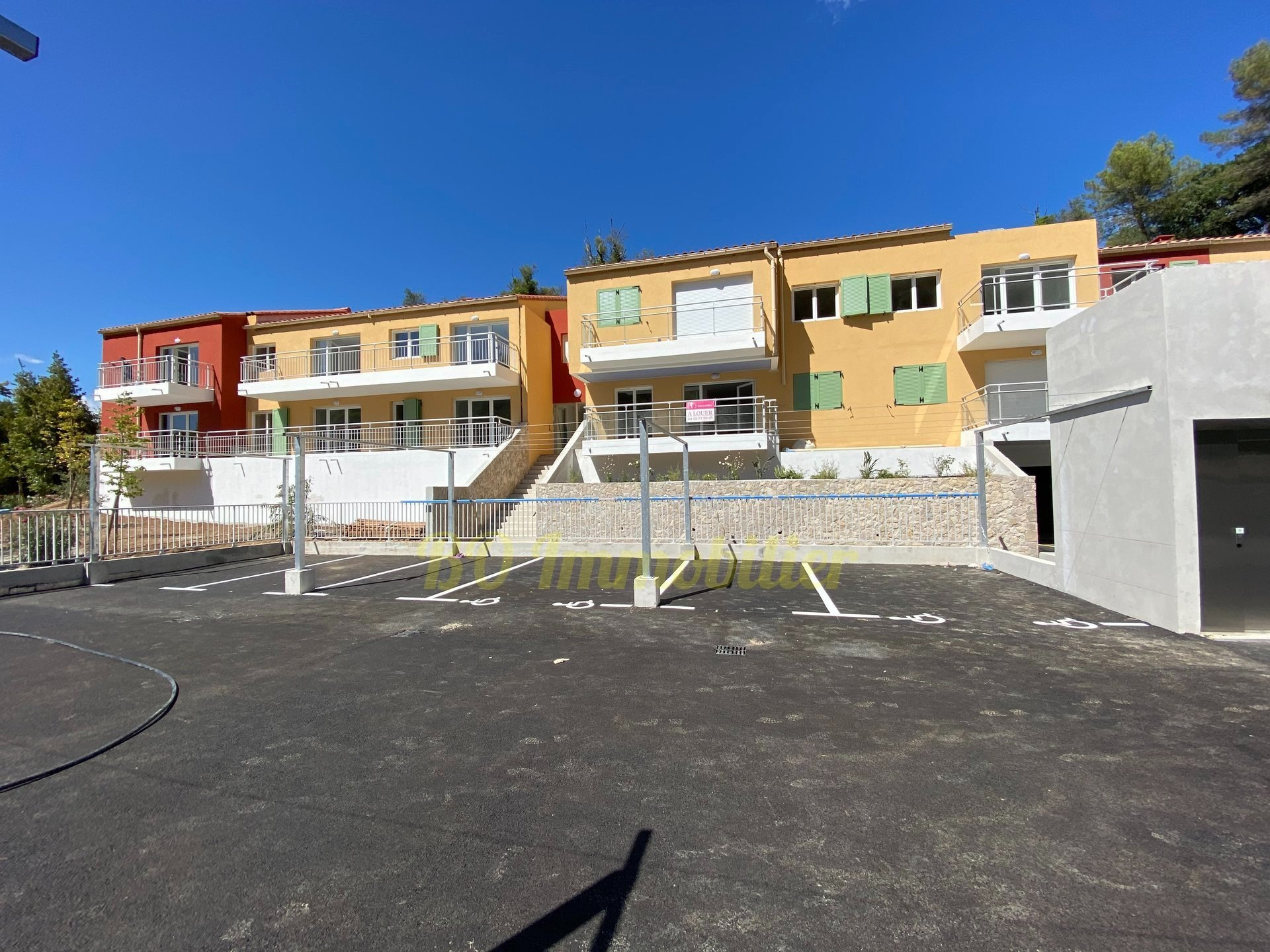 Magnifique 2P de 43.84m2 avec balcon de 4.94m² + 1 parking