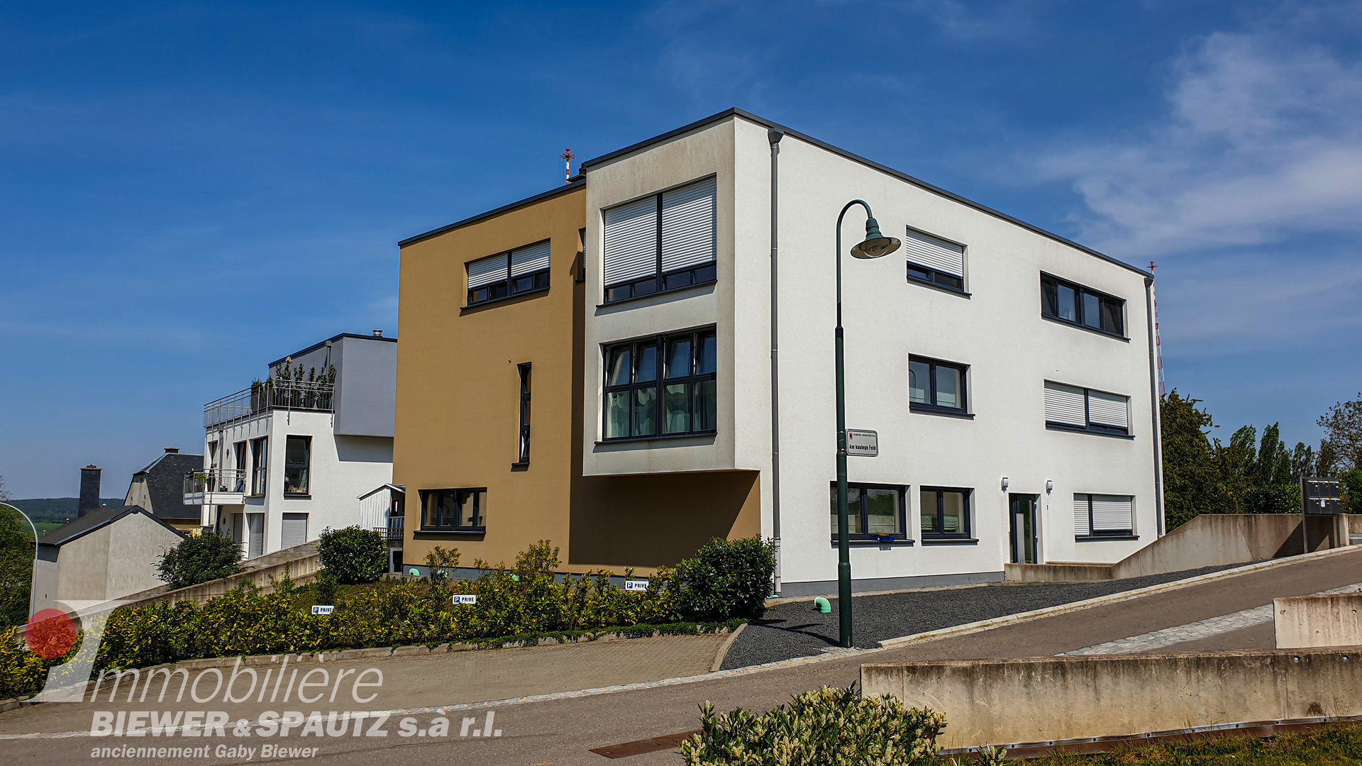TO RENT - duplex with 3 rooms in Junglinster
