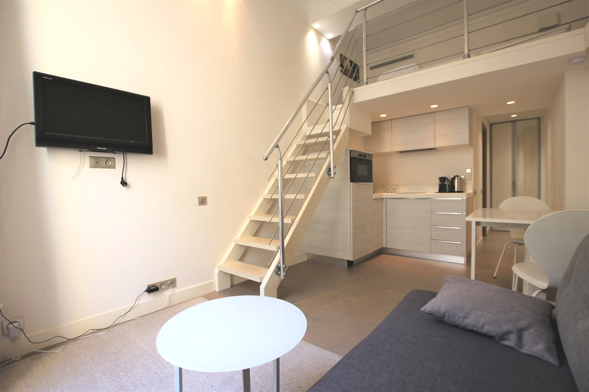 Location Appartement - Nice Carré d'or