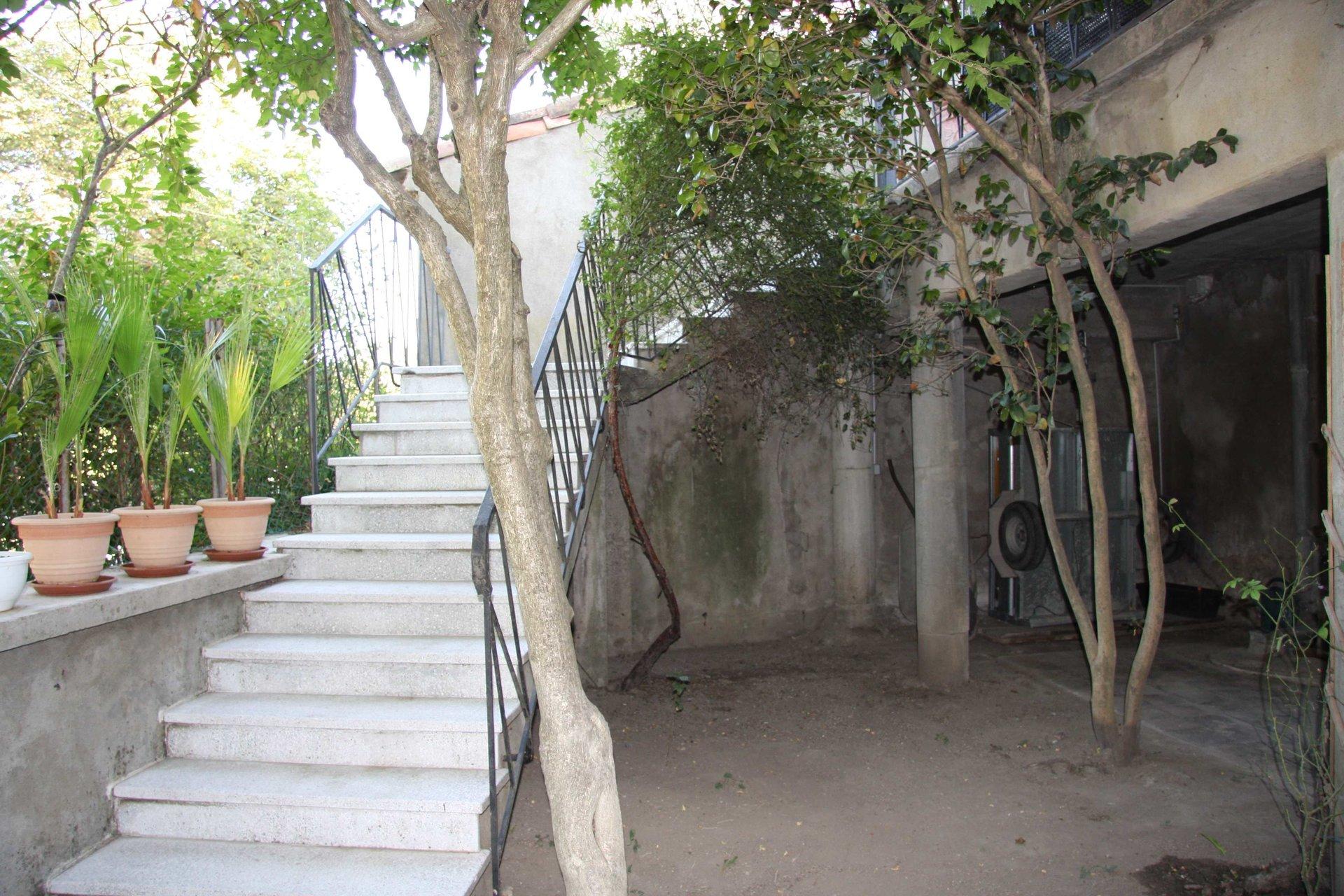 MAISON 4 PIECES ST HILAIRE DE BRETHMAS 30560