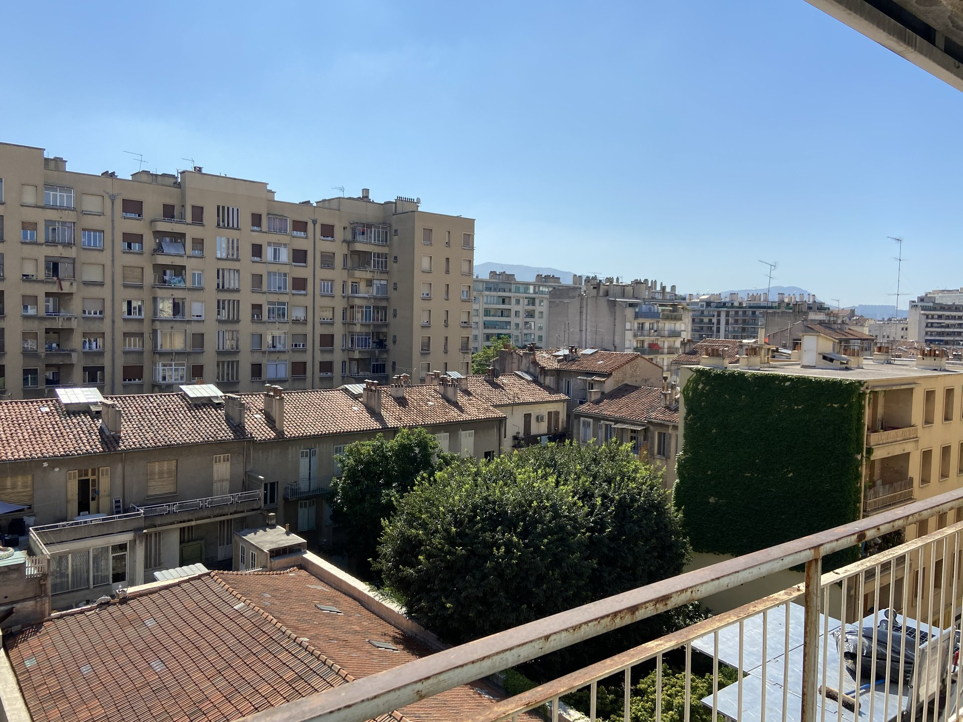 Appartement de type 3 13004 Marseille