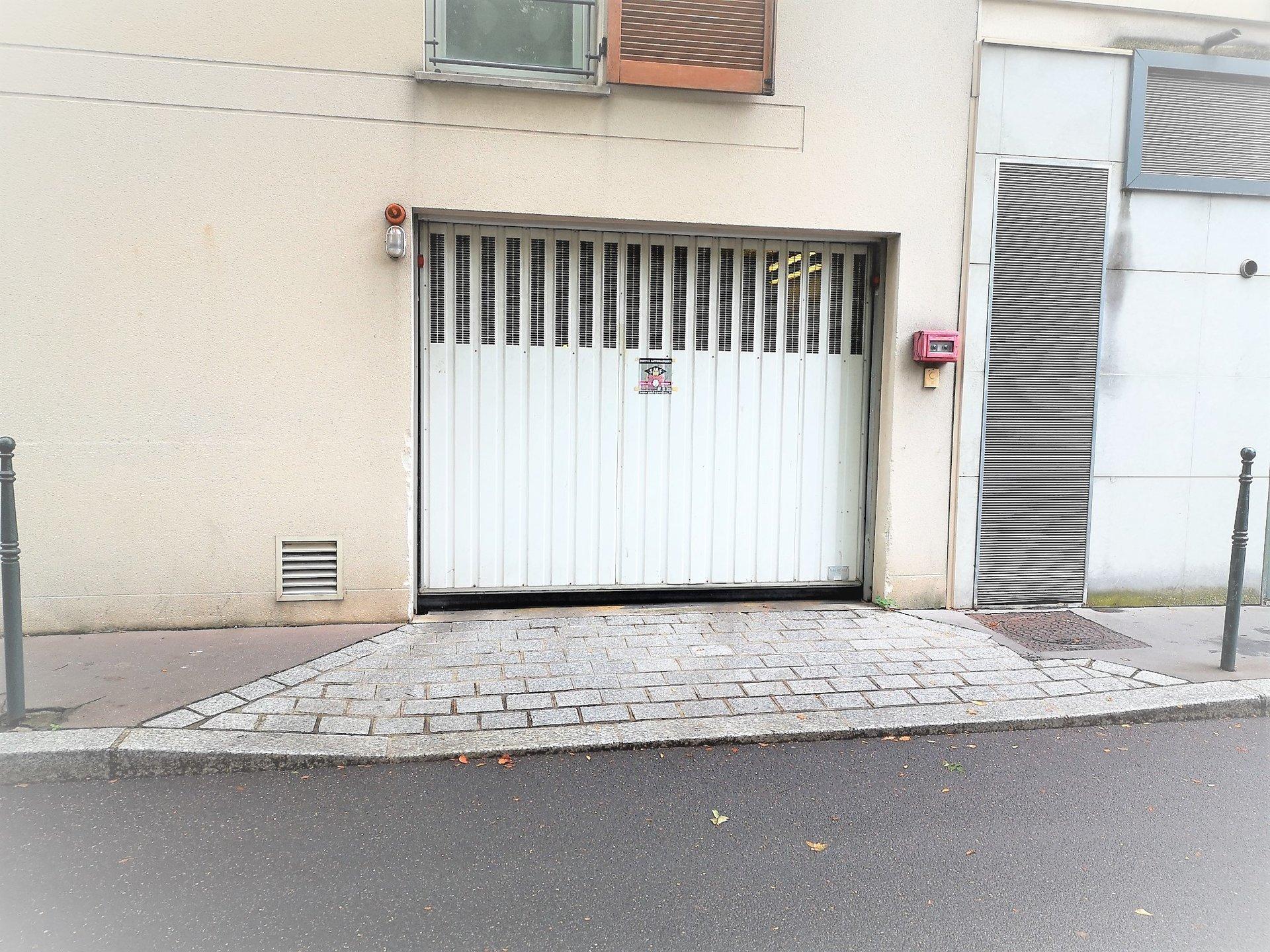Sale Parking - Asnières-sur-Seine Centre
