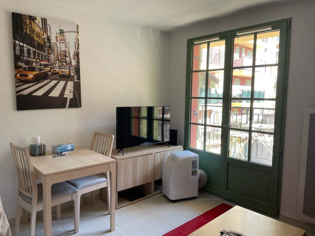 Location étudiante - Studio rue Fodere