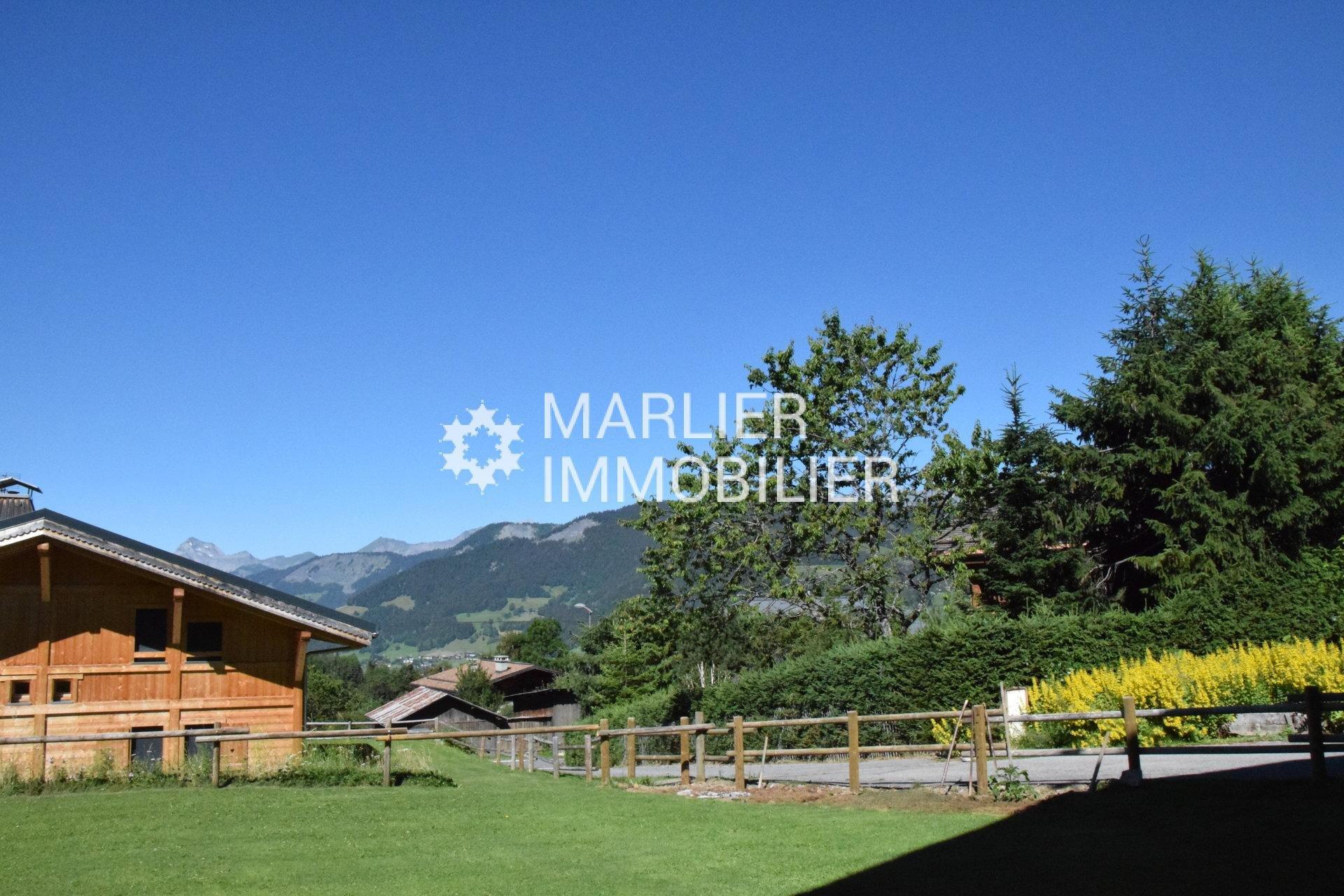 Seasonal rental Chalet - Megève Mont d'Arbois