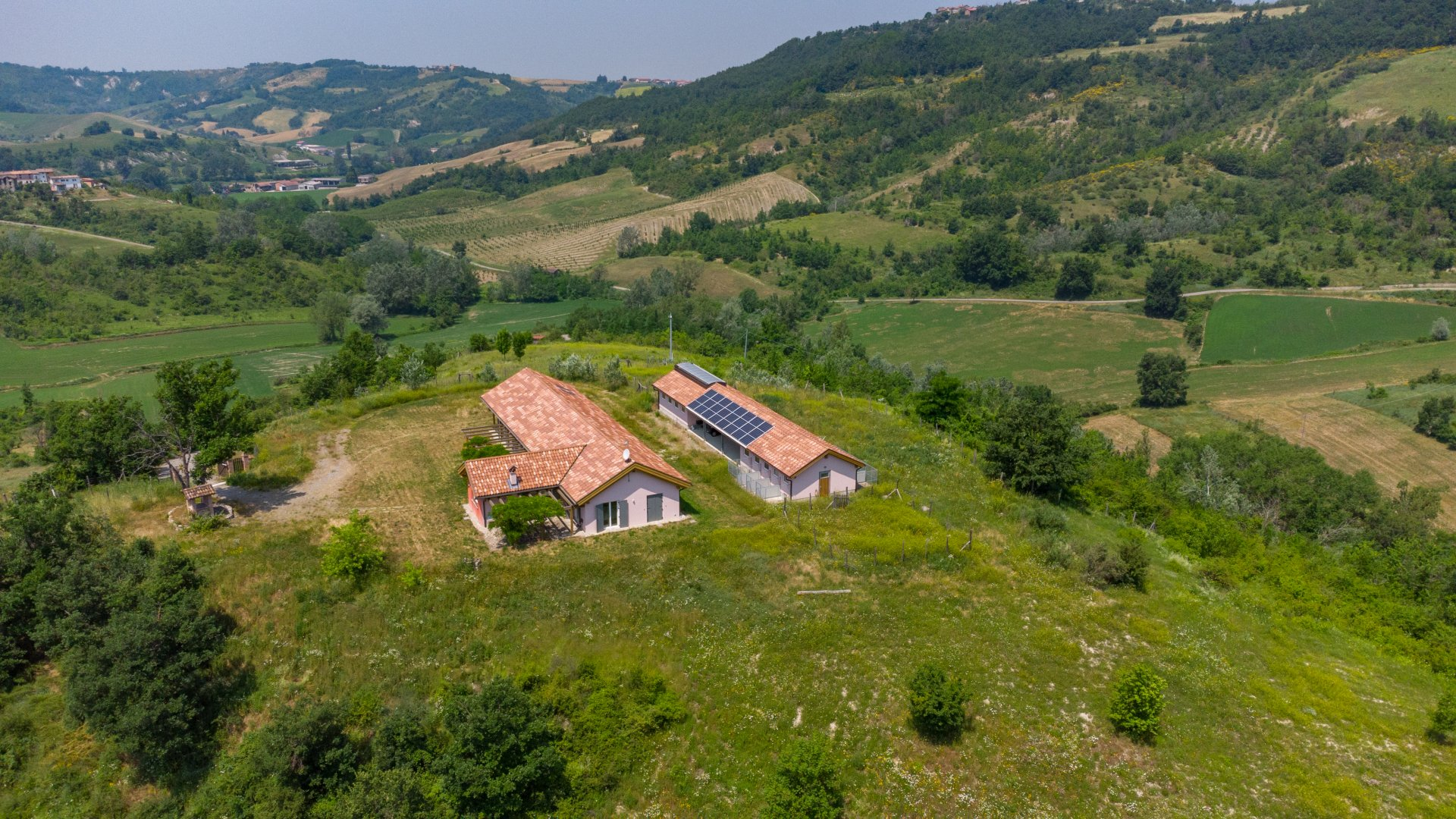 Property for sale in Casasco in Val Grue, South Piedmont