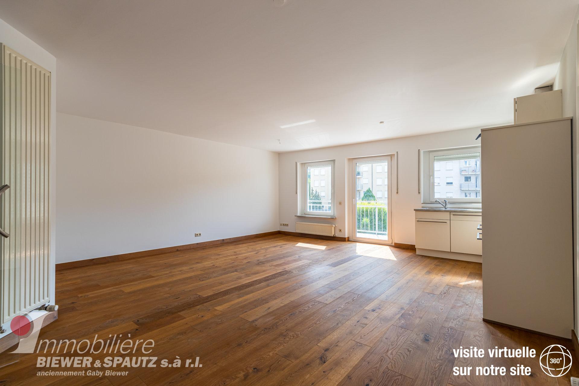 FOR RENT - duplex with 1 bedroom in Grevenmacher