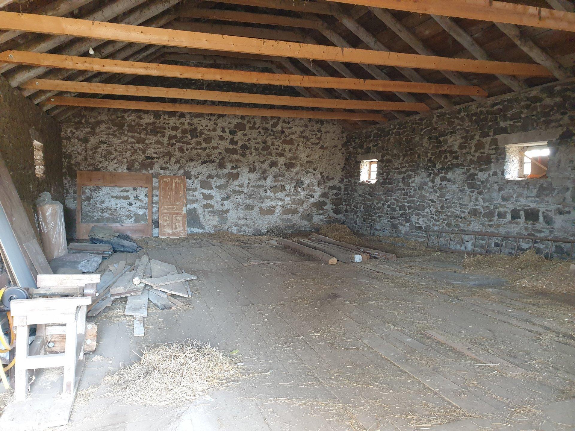maison en pierre 120 m²