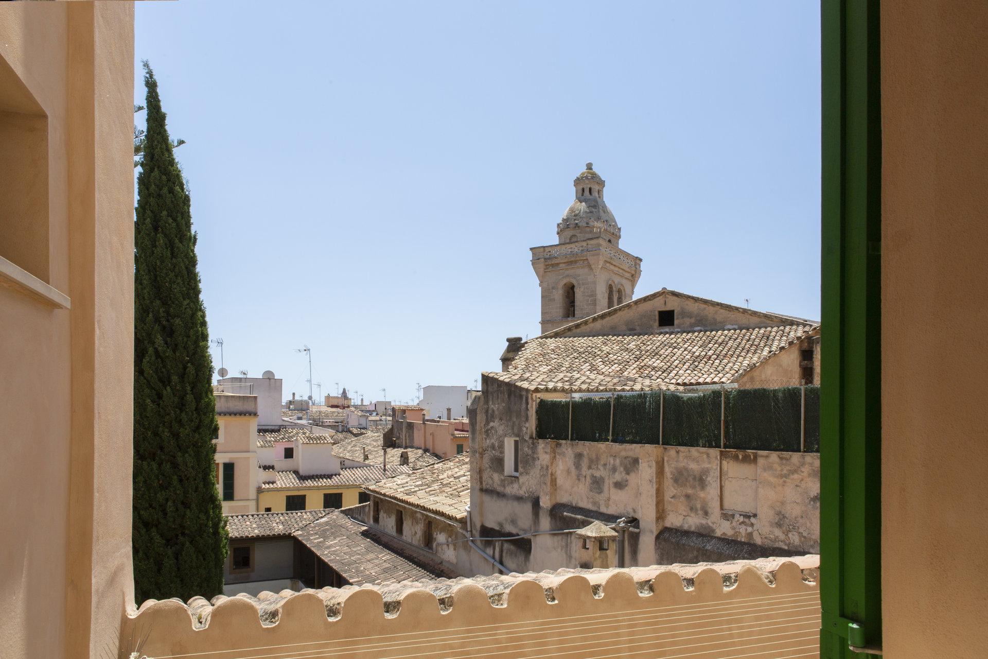 Rental Apartment Palma de Mallorca Casco Antiguo