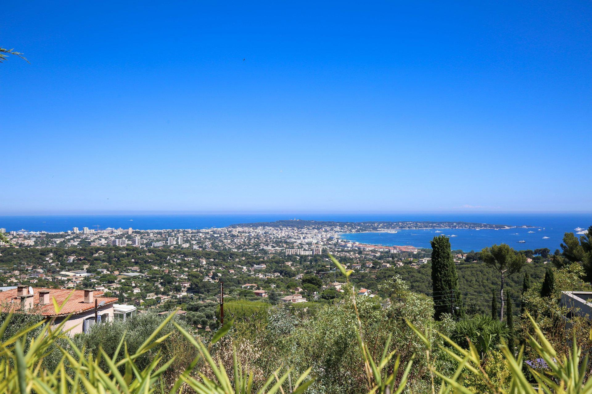 SUPER CANNES- PANORAMIC SEA VIEW